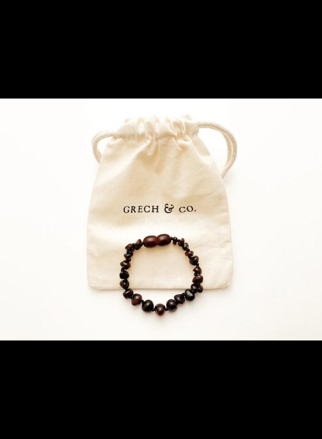 Baltic Amber - Bracelet - Wisdom - 008