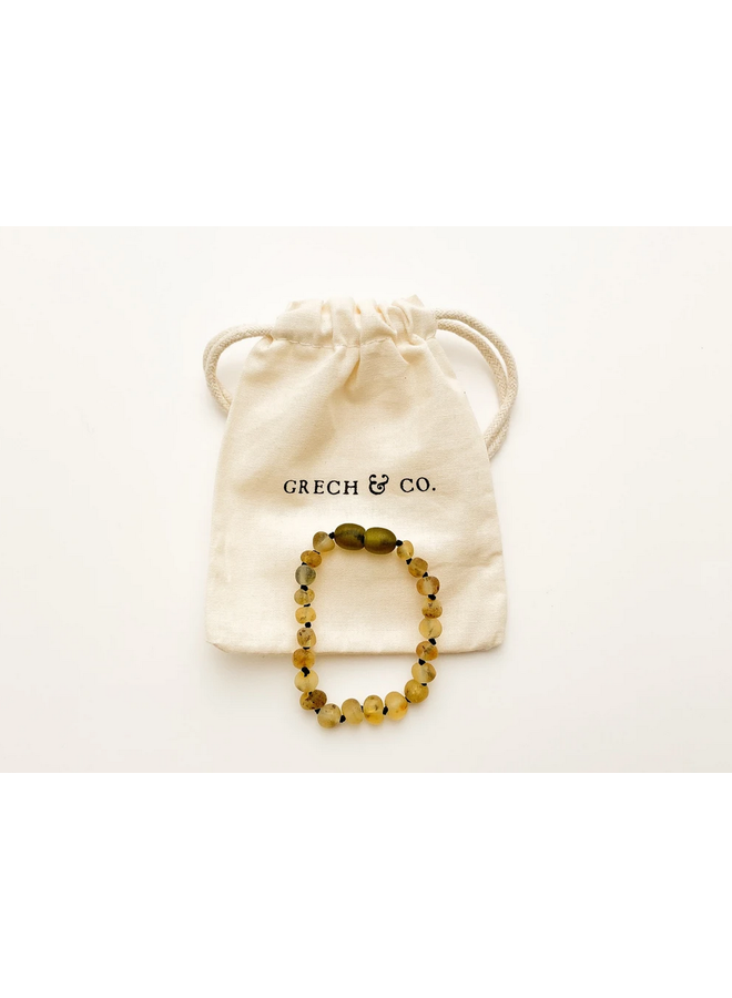 Baltic Amber - Bracelet - Tierra - 007