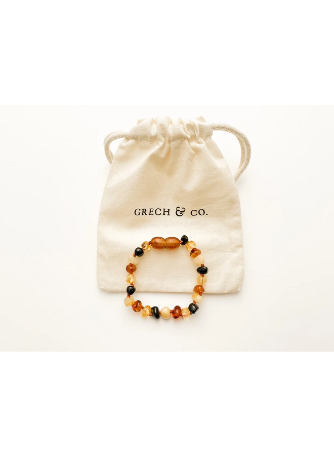 Baltic Amber - Bracelet - Faith - 004