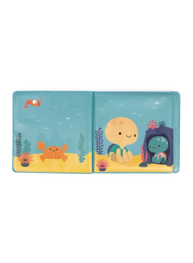 Janod - Badspeelgoed - Mijn Magische Badboek