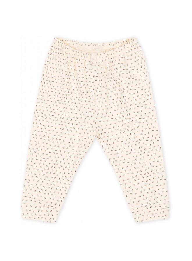 New Born Pants - Tiny Clover Beige