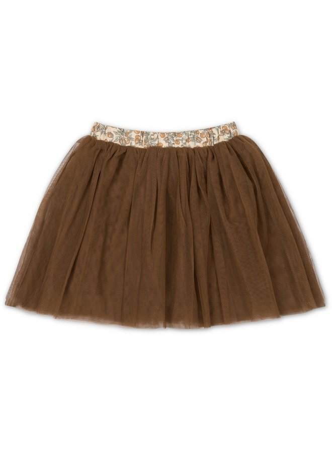 Ballerina Skirt Deux - Walnut