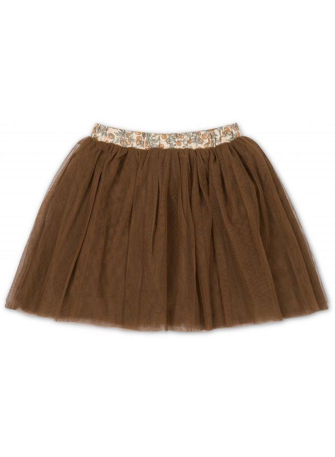 Konges Sløjd - Ballerina Skirt Deux - Walnut