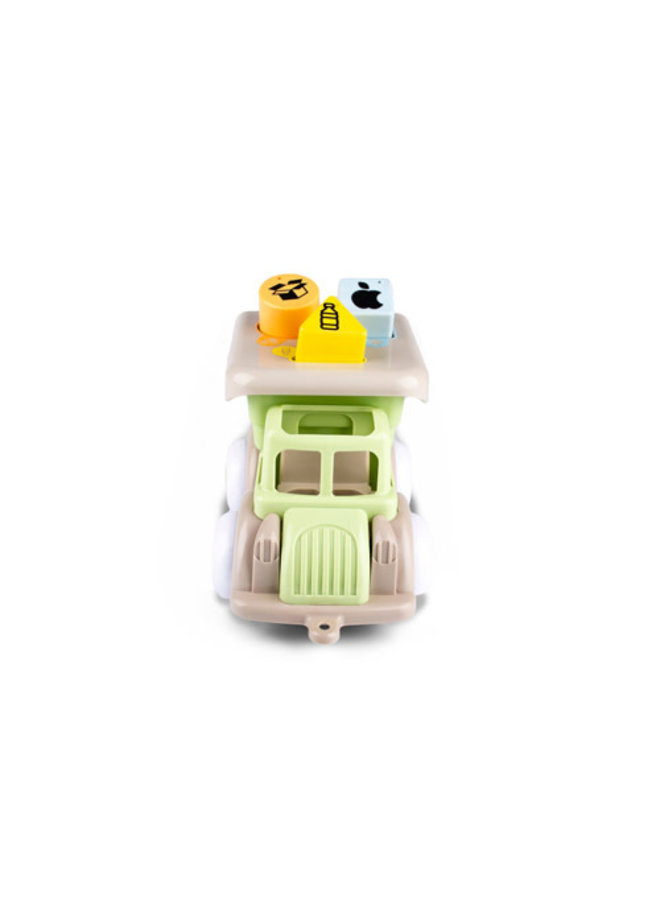 Ecoline - Vrachtwagen vormenstoof recycling