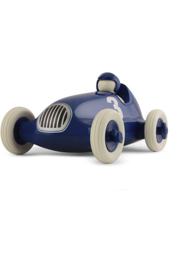 Bruno Racing Car Metallic Blue