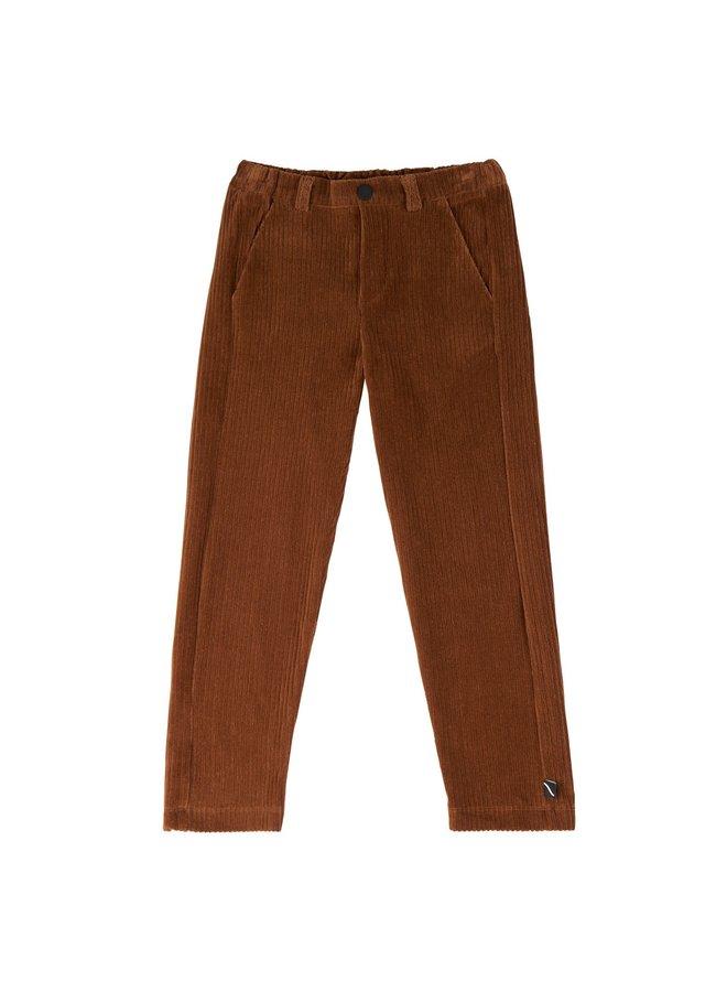 Basics - chino corduroy (brown)