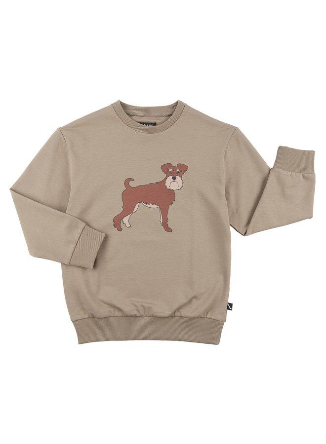 Boris - sweater with print