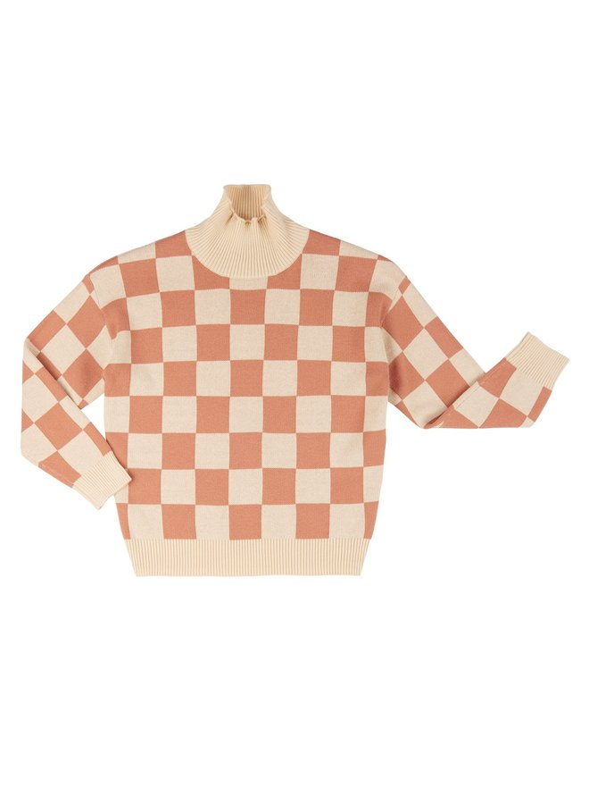 Checkers - sweater