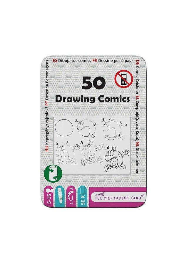 Fifty - Drawing comics