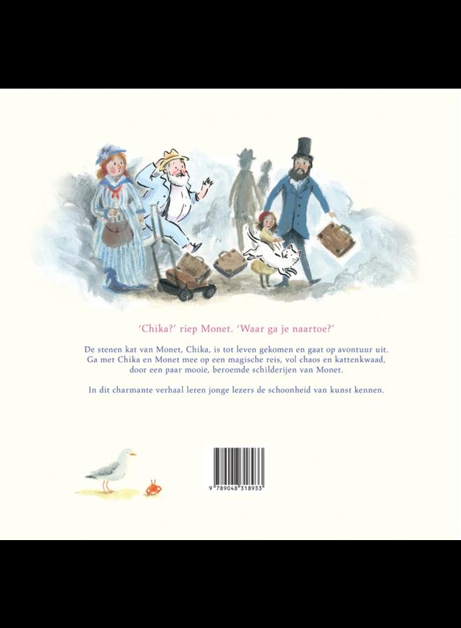 Lily Murray & Becky Cameron - De Kat van Monet