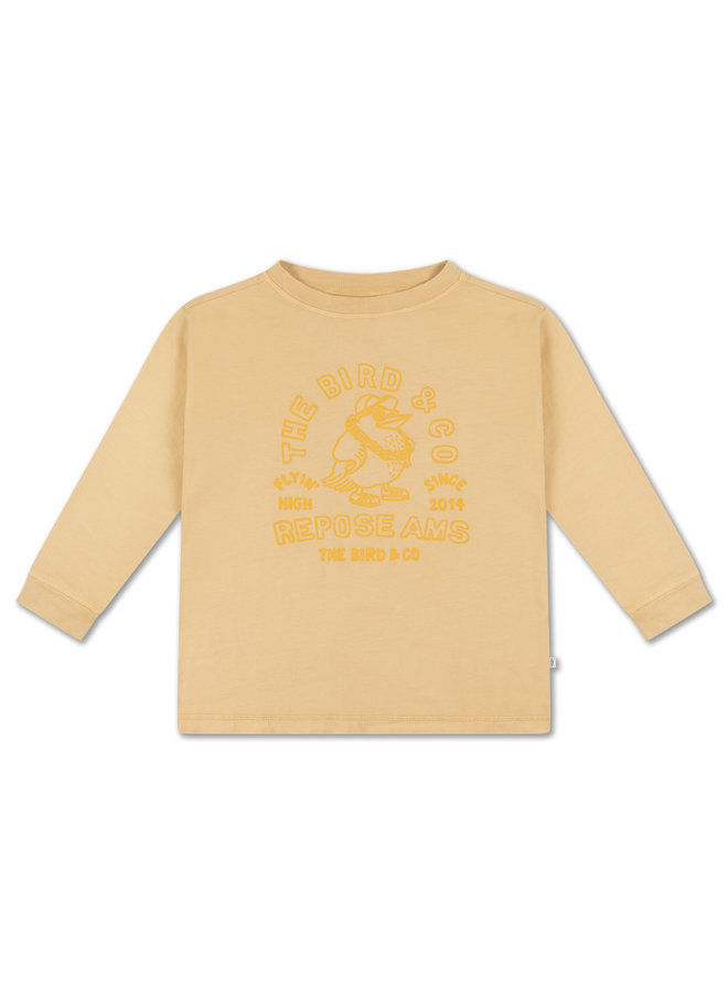 Long Sleeve - Sand