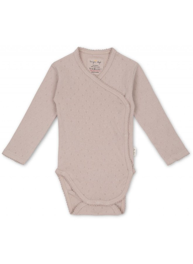 Minnie Body - Rose Grey