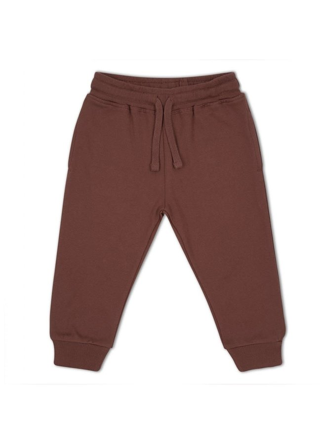 Lou Sweatshirt Pants - Mocca