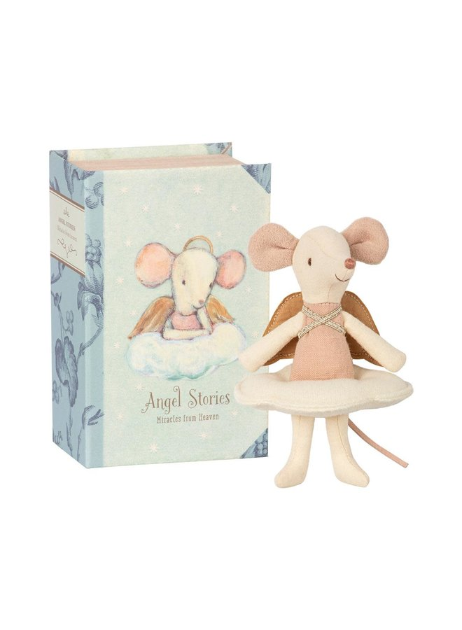 Angel mouse, Big sister in book