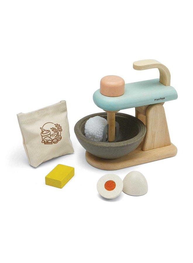 Keukenmachine set