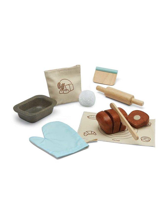 Broodplank set