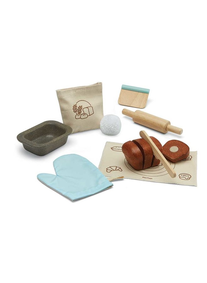 Plan Toys - Broodplank set