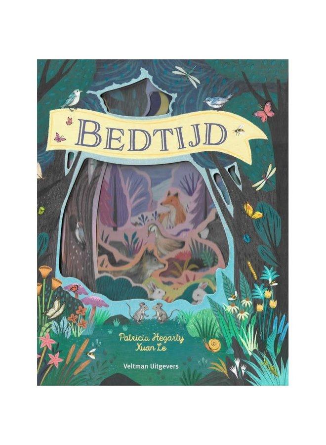 Veltman Uitgevers - Patricia Hegarty - Bedtijd