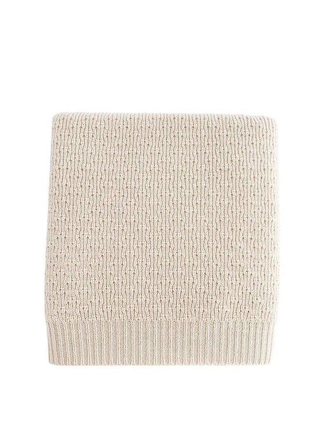 Hvid - Blanket Dora - Off-White