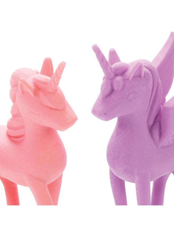 Gummen met geur - Unicorn BFF