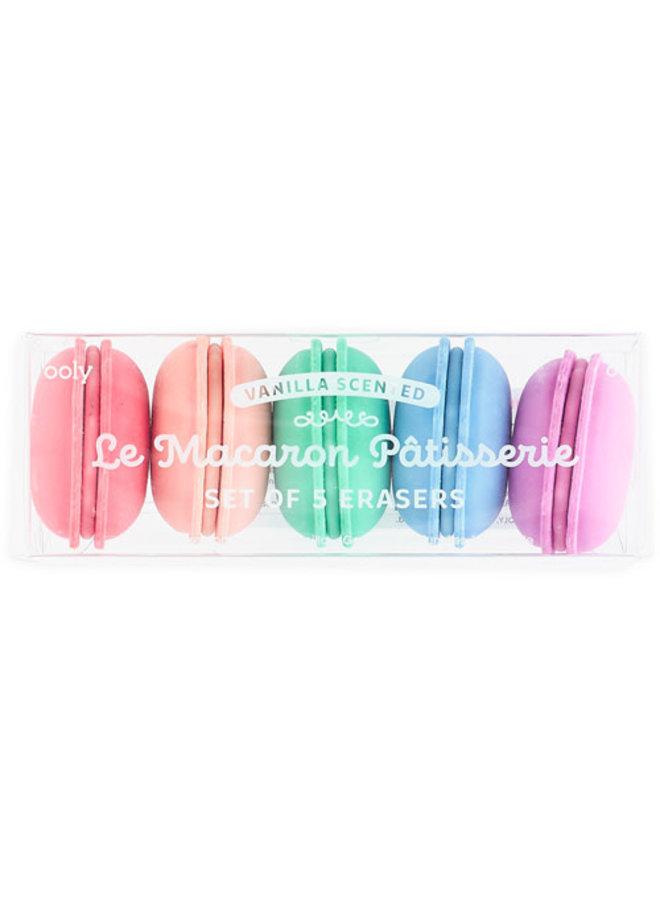 Gummen met geur - Le Macaron Patisserie