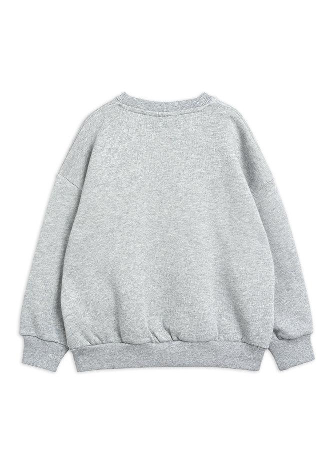 Doberman SP Sweatshirt - Grey Melange