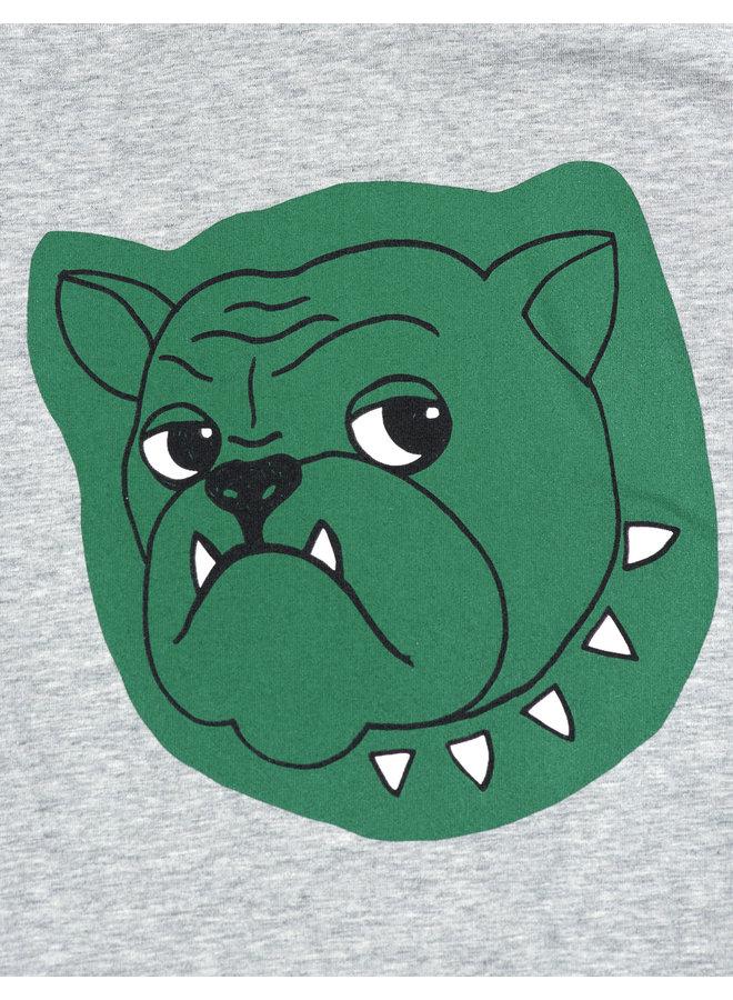 Bulldog Sp Tee - Grey Melange