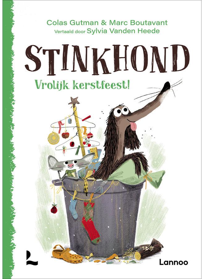 Lannoo - Colas Gutman - Stinkhond - Vrolijk kerstfeest!