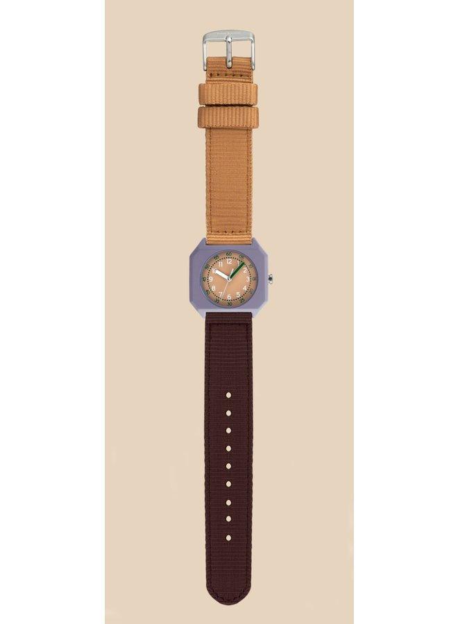 Horloge - Plum Cake
