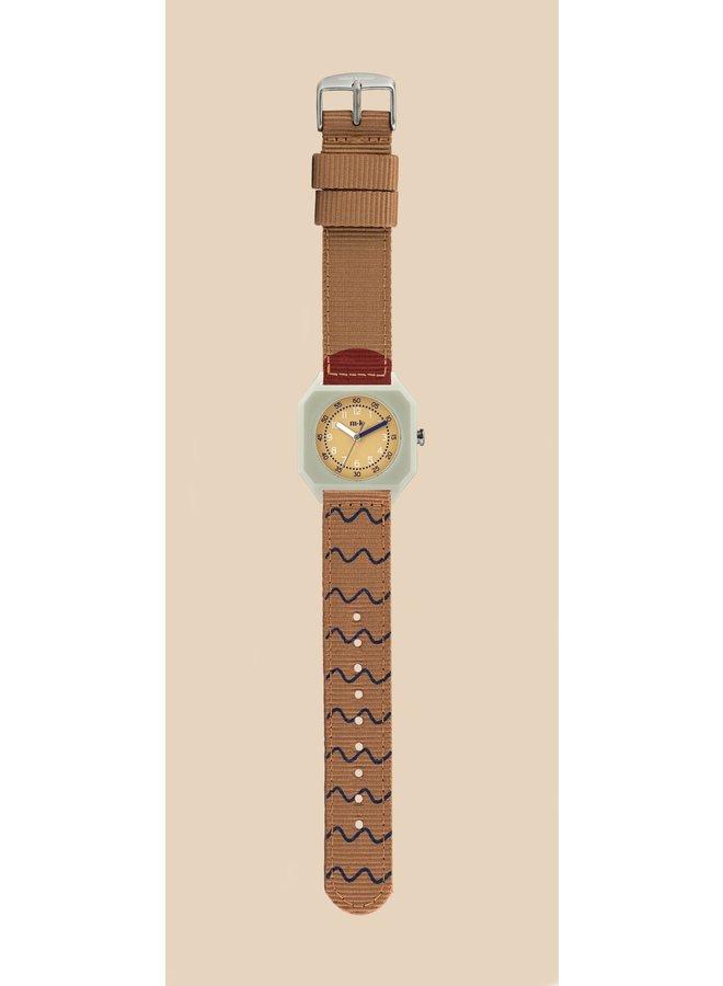 Horloge - Sunset