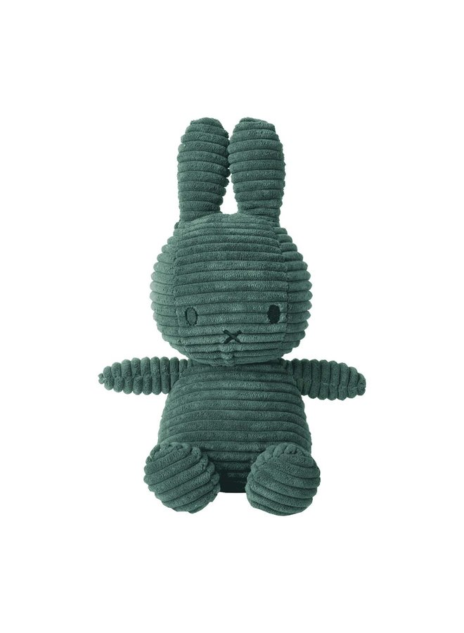 Nijntje - Corduroy Dark Green - 23cm