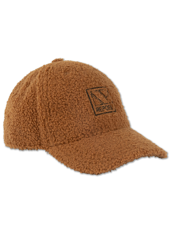 Cap - Fluffy Caramel
