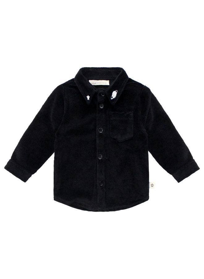 Dark Night - Shirt - Black