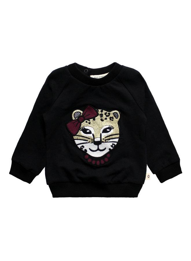 Girly Panther - Black