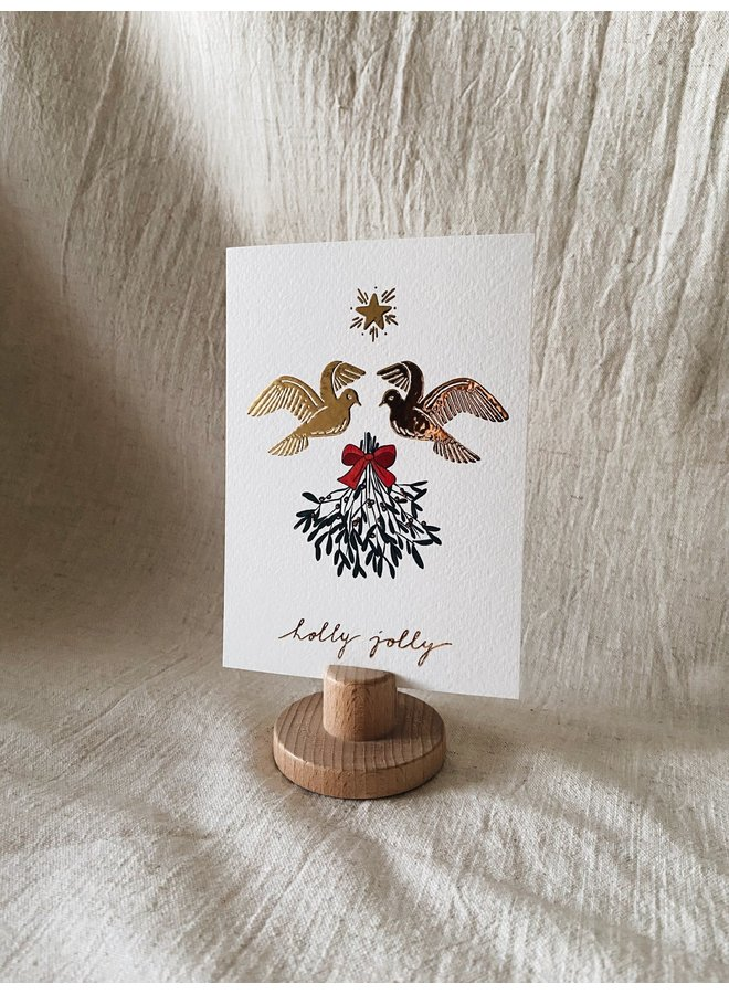Christmas Cards - Holly Jolly