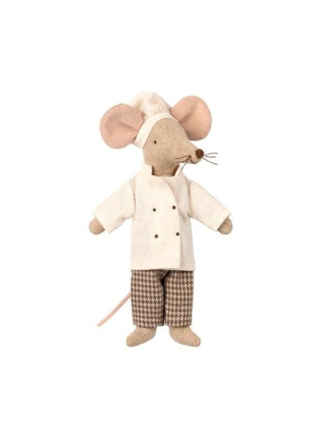 Maileg - Chef mouse