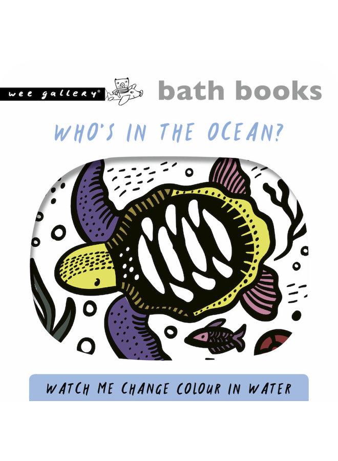 Bad boek - Color Me Ocean