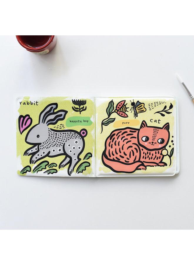 Bad boek - Color Me Pets