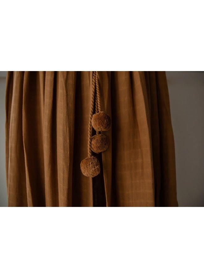 Canopy Organic - Bamboo Ring - Amber