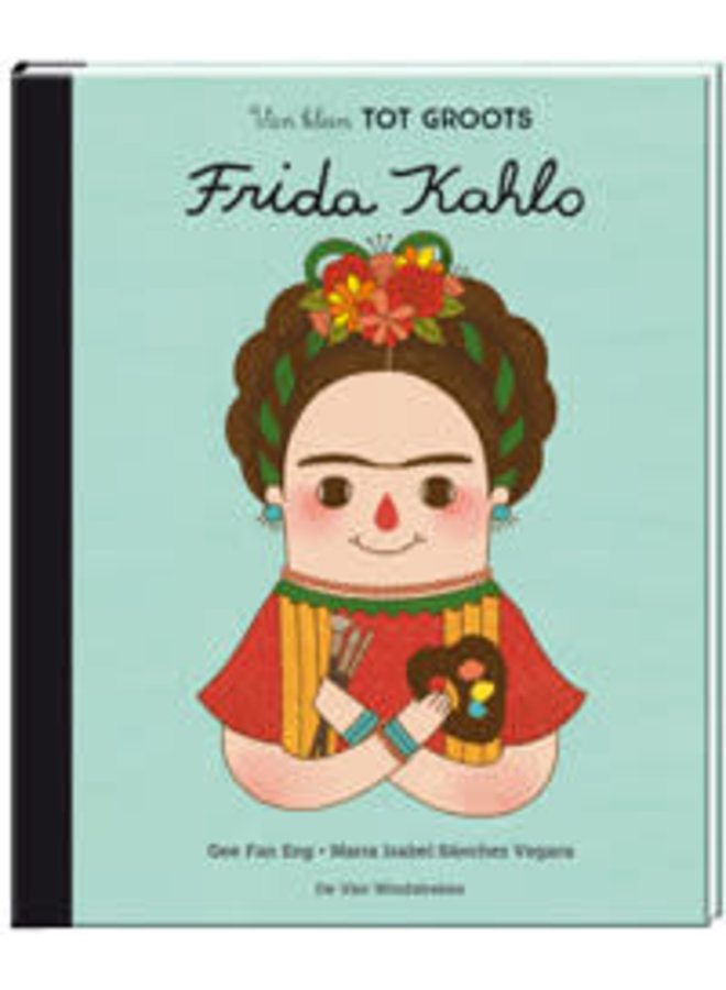 Sanchez Vergara - Frida Kahlo