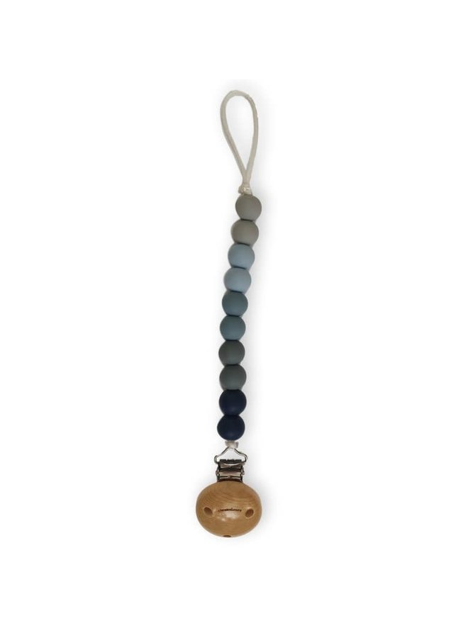 Chewies and More - Chewie Clip - Ombre Blue