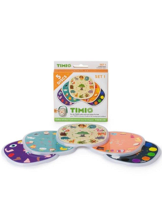 Timio - Disc Pack set 1