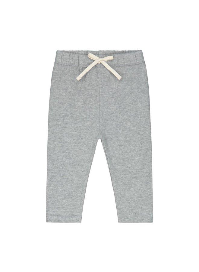 Baby Leggings - Grey Melange