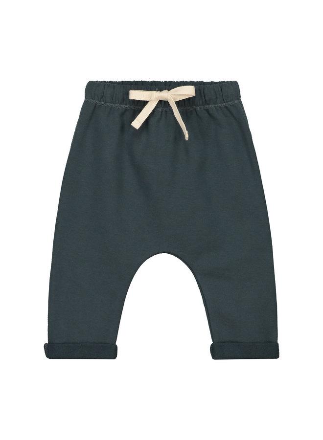 Gray Label - Baby Pants - Blue Grey