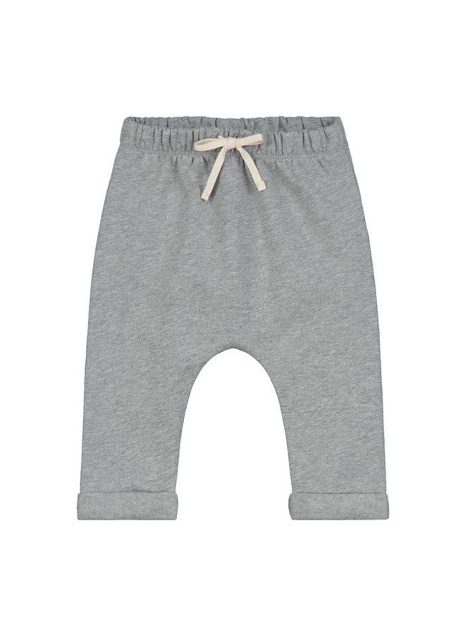 Baby Pants - Grey Melange