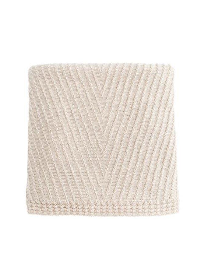 Hvid - Blanket Akira - Off White