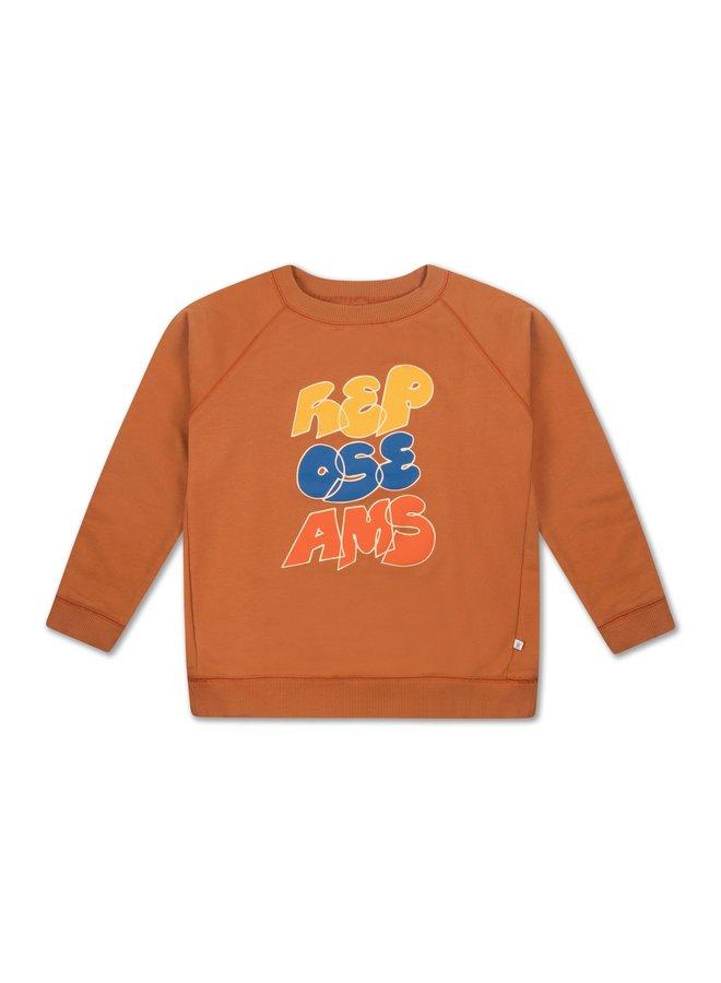 Repose AMS - Classic Sweater - Warm Hazel