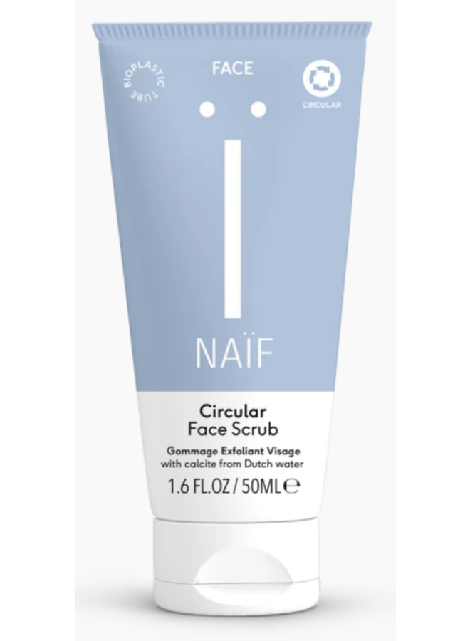 Circular Face Scrub - Mama