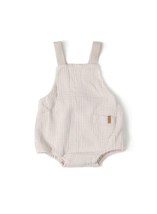 Nixnut - Baby Salopette - Dust