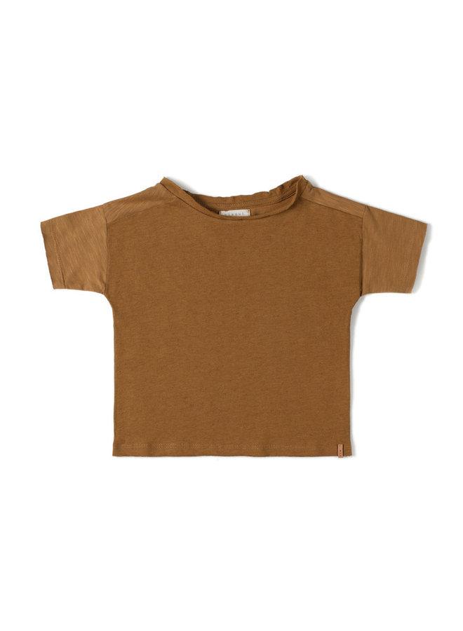 Com Shirt - Caramel